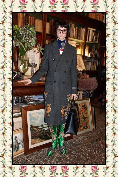 1050de805c8a21 Gucci Spring/Summer 2018 Ready-To-Wear show report | British Vogue