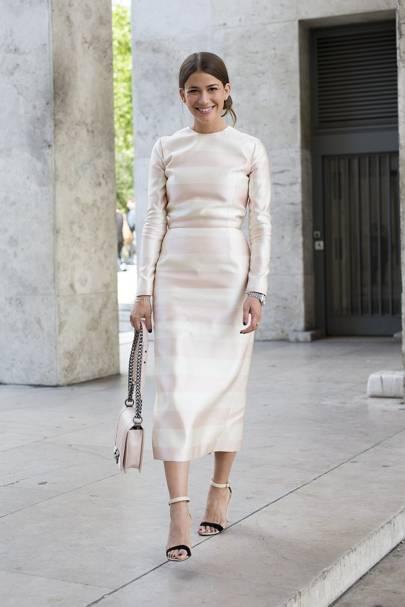 Amanda Weiner, accessories director