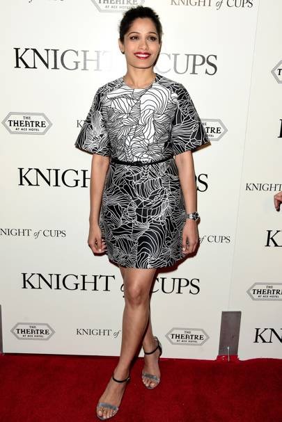 Knight Of Cups premiere, Los Angeles - March 1 2016