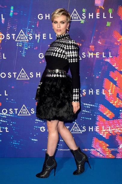'Ghost in the Shell' Premiere, Paris - March 21 2017