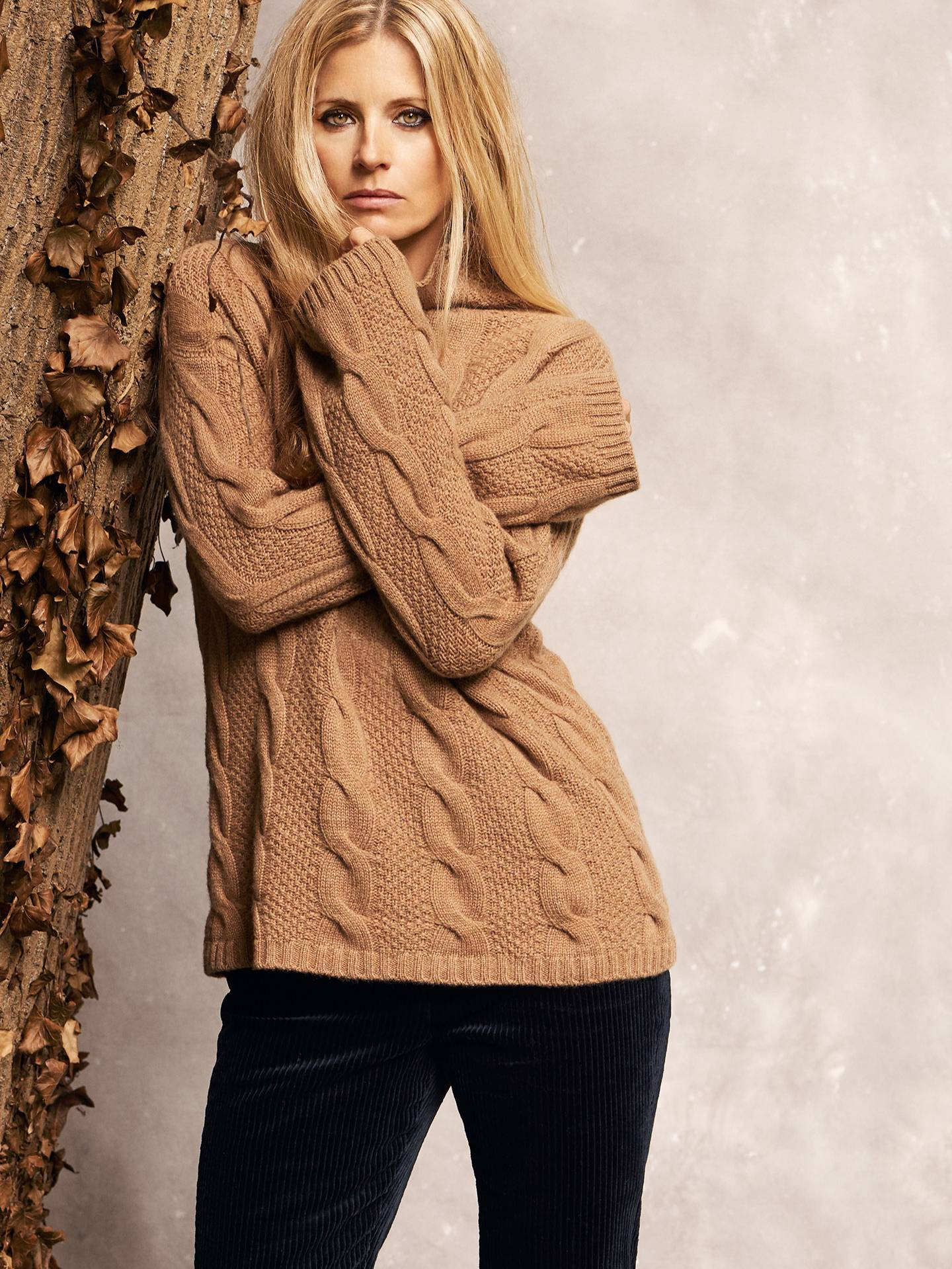 a85644884 Laura Bailey Shares Her Favourite Cashmere Pieces For Every Occasion ...