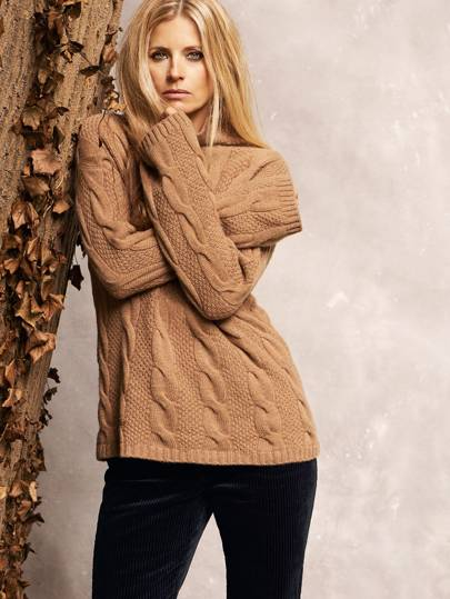 7beb13abc96 Laura Bailey Shares Her Favourite Cashmere Pieces For Every Occasion ...
