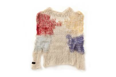 Mohair Sweater by Seditionaries, 1977