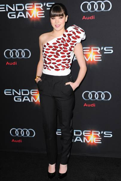 Ender's Game premiere, LA – October 28 2013
