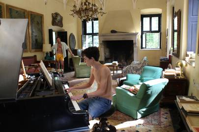 Timothée Chalamet's on-screen musical virtuosity is, however, all real