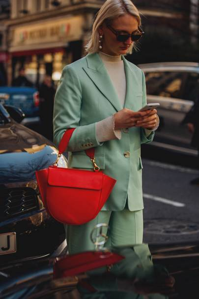 Opt for unexpected colour combinations