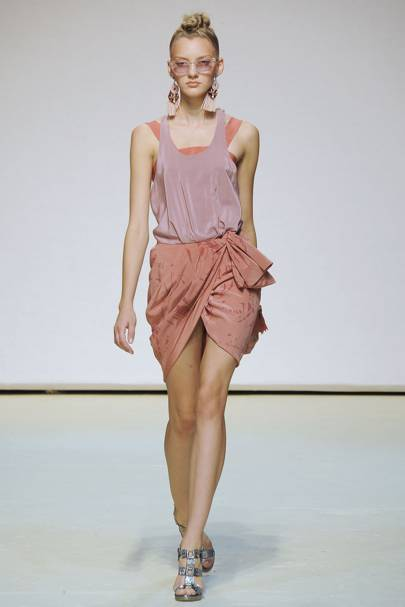 Richard Nicoll Spring/Summer 2010 Ready-To-Wear
