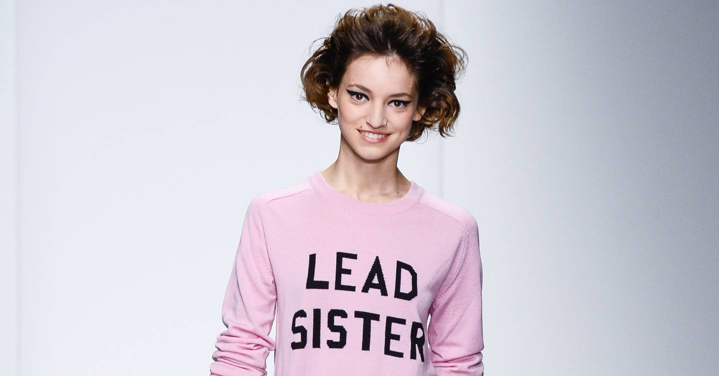 Sister By Sibling Spring/Summer 2014 Ready-To-Wear show report