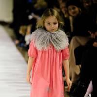 Bonpoint autumn/winter 2017 catwalk show