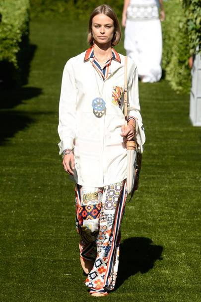 83148a422d Tory Burch Autumn Winter 2017 Ready-To-Wear show report