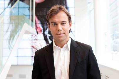 Karl-Johan Persson, chief executive of H&M and grandson of its founder
