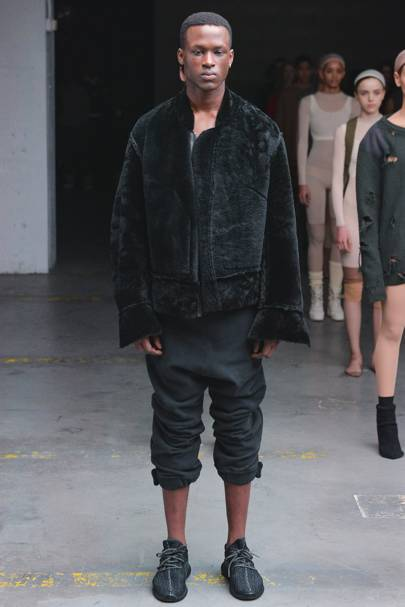 961880f7fd8bb2 Kanye West X Adidas Originals Autumn Winter 2015 Ready-To-Wear collection