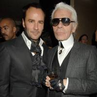 On Karl Lagerfeld's advice