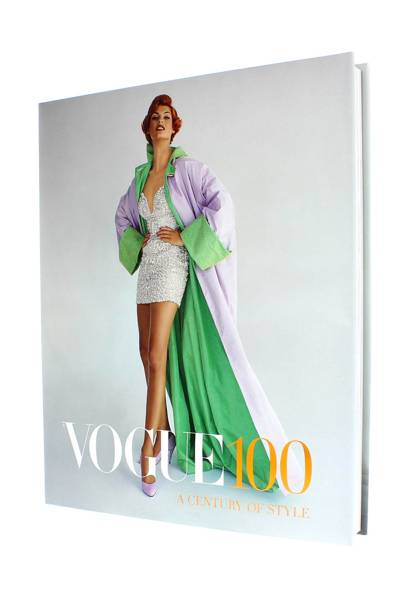 Vogue 100: A Century of Style book, £35