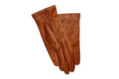 John Lewis Leather Gloves