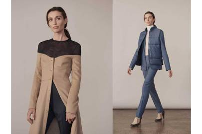 Gabriela Hearst's winning looks from her collection for the International Woolmark Prize