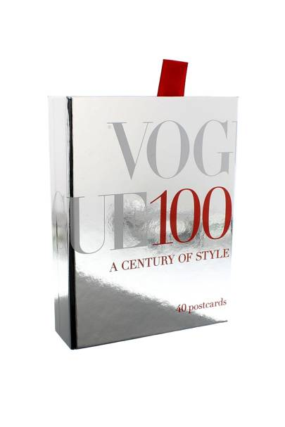 Vogue 100: A Century of Style postcards