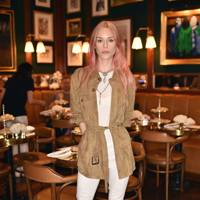 Poppy Delevingne's Wimbledon Tea Party, Ralph's Coffee & Bar, London – June 3 2017