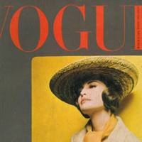 Vogue Cover, March 1964
