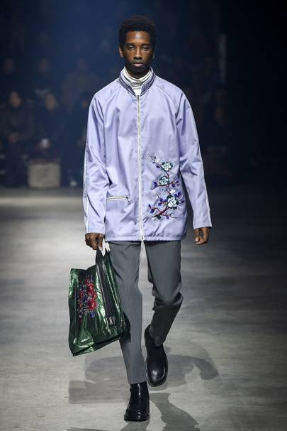 b2b4de94d879 Kenzo Autumn Winter 2018 Menswear show report