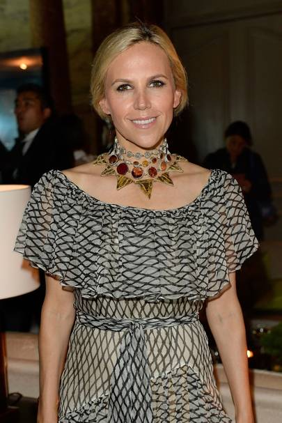 tory burch dating The designer is said to be seeing pierre-yves roussel, the ceo of lvmh fashion group, which owns louis vuitton as well as various luxury brands.