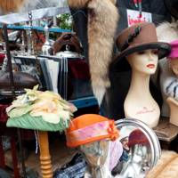 Vintage Shops and Markets