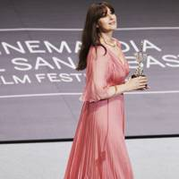 San Sebastian Film Festival, Spain - September 27 2017