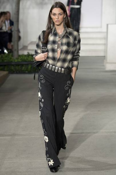 8be8c572a384 Ralph Lauren Autumn Winter 2016 Ready-To-Wear show report   British ...