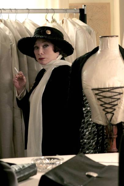 Shirley MacLaine as Coco Chanel