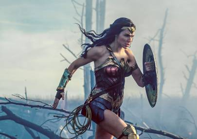Wonder Woman's box-office records