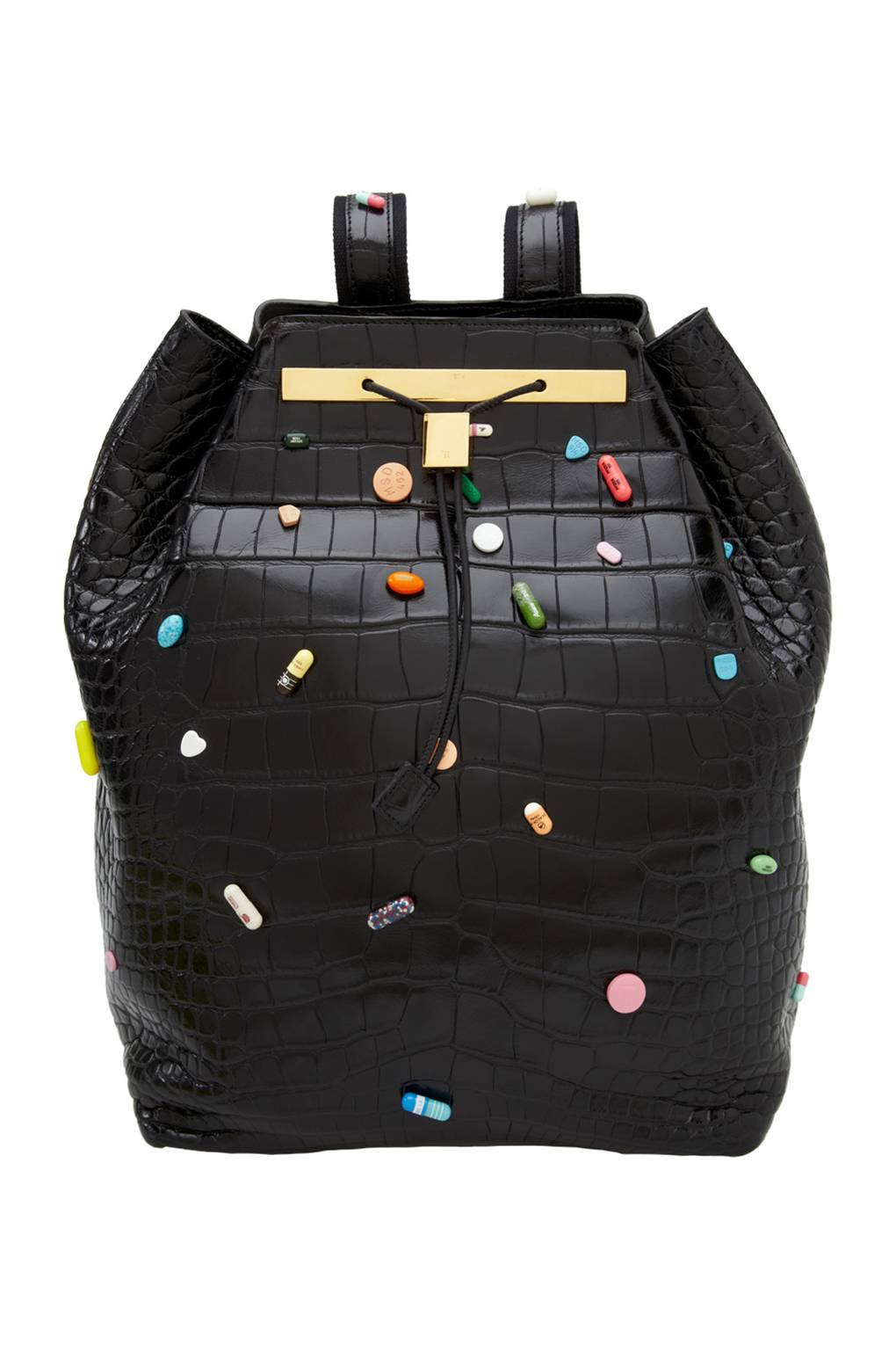 4b6ead75e Olsen Damien Hirst The Row Backpack Collection - Mary Kate Ashley Olsen -  Just One Eye | British Vogue