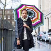Naomi Mdudu, senior fashion writer