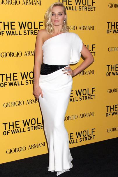 The Wolf of Wall Street premiere, New York – December 17 2013