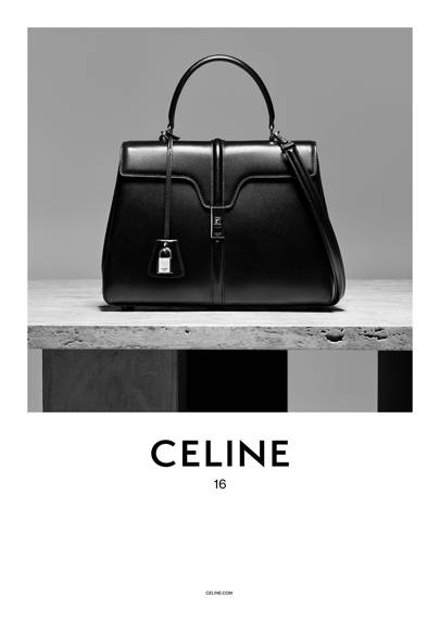 f140a8887292 Hedi Slimane s Debut Celine Handbag Has A Name And A Launch Date ...