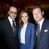 Tom Ford Male Grooming launch - June 18 2013
