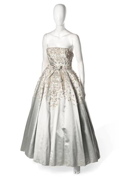 Bergdorf Goodman for Christian Dior Gown