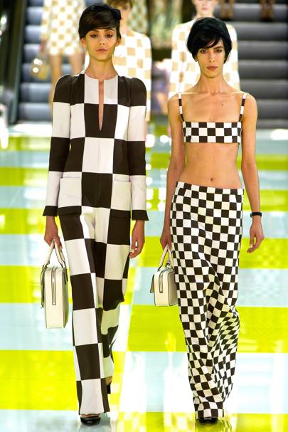 Louis Vuitton Spring Summer 2013 Ready-To-Wear show report  ded87491a91df