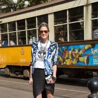 Helena Brunner, blogger