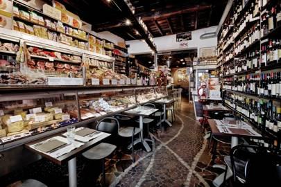 Eat: Roscioli, Gelateria dei Gracchi