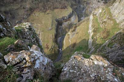 The Natural Site: Cheddar Gorge
