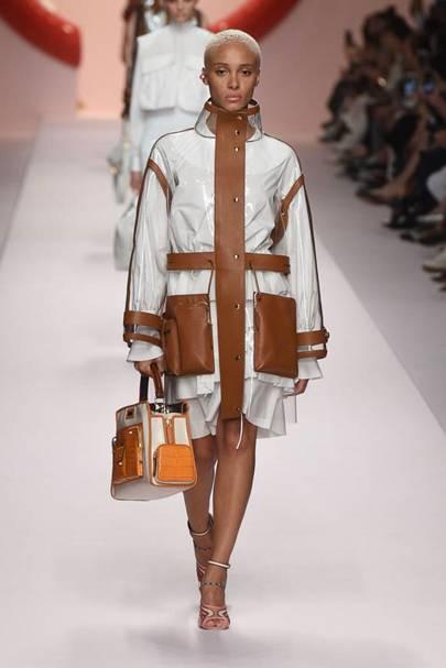baa9f9bce Fendi Spring/Summer 2019 Ready-To-Wear show report | British Vogue