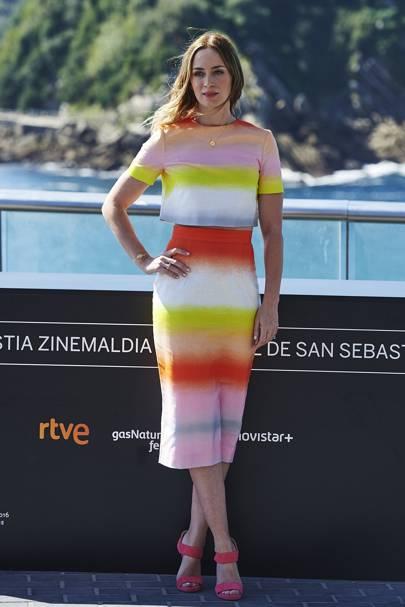 San Sebastian International Film Festival, Spain - September 19 2015