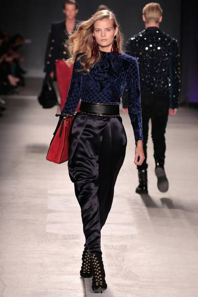 October 20 2015 - Catwalk