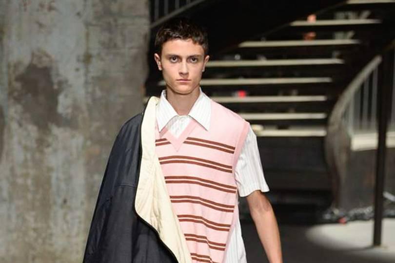 0cf33c53f6 Lanvin Spring Summer 2019 Menswear show report