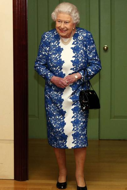The Queen's Gallery Reception, London - February 21 2017