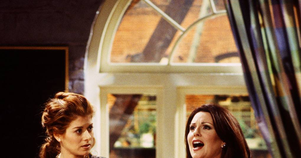 10 Of Karen Walker's Outrageously Good One-Liners