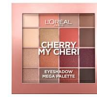 L'Oréal Paris Cherry My Cheri Eyshadow Mega Palette