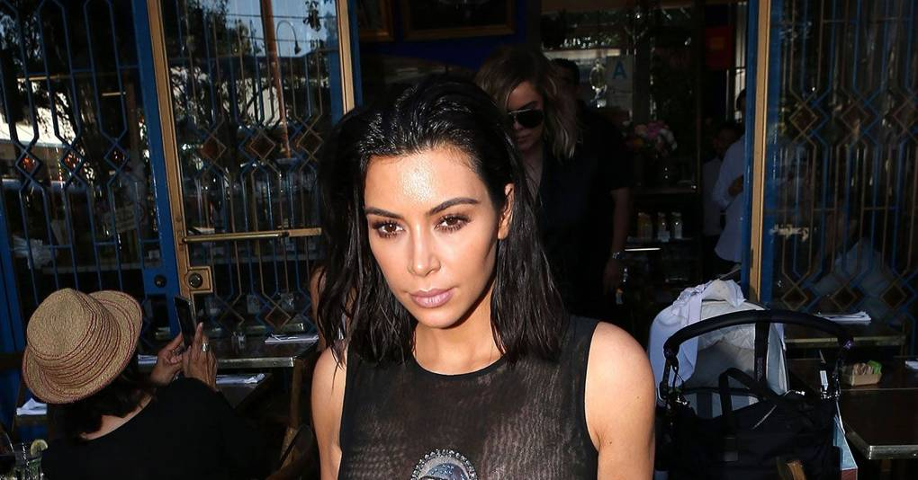 6f970f9635c Kim Kardashian Style - See Her Style Evolution