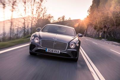 Bentley Continental Gt The Vogue Verdict British Vogue