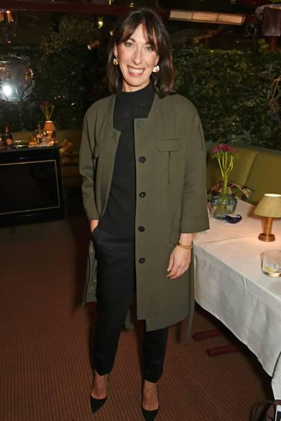 'Incredible Women' Dinner In Honour Of Yana Peel, London - February 1 2017